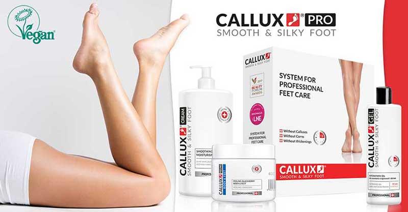 Callux vegán pedikűr Elizabeth Beauty